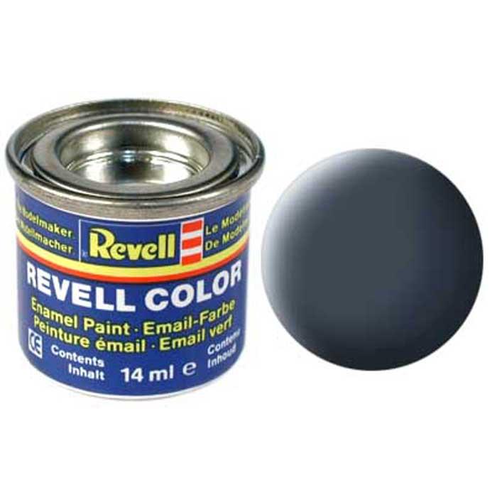 Revell Краска для моделей матовая №09 цвет антрацит 14 мл