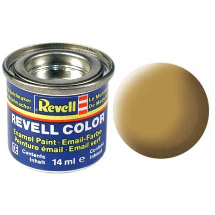 Revell Краска для моделей матовая №16 цвет песочный 14 мл
