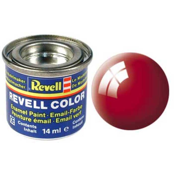 Revell Краска для моделей глянцевая, №31 цвет огненно-красный 14 мл