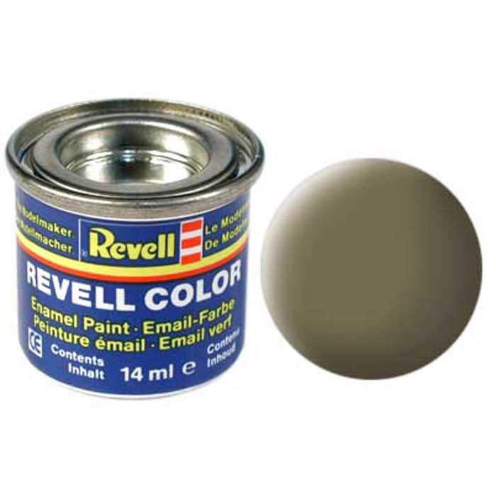 Revell Краска для моделей матовая №39 цвет темно-зеленый 14 мл