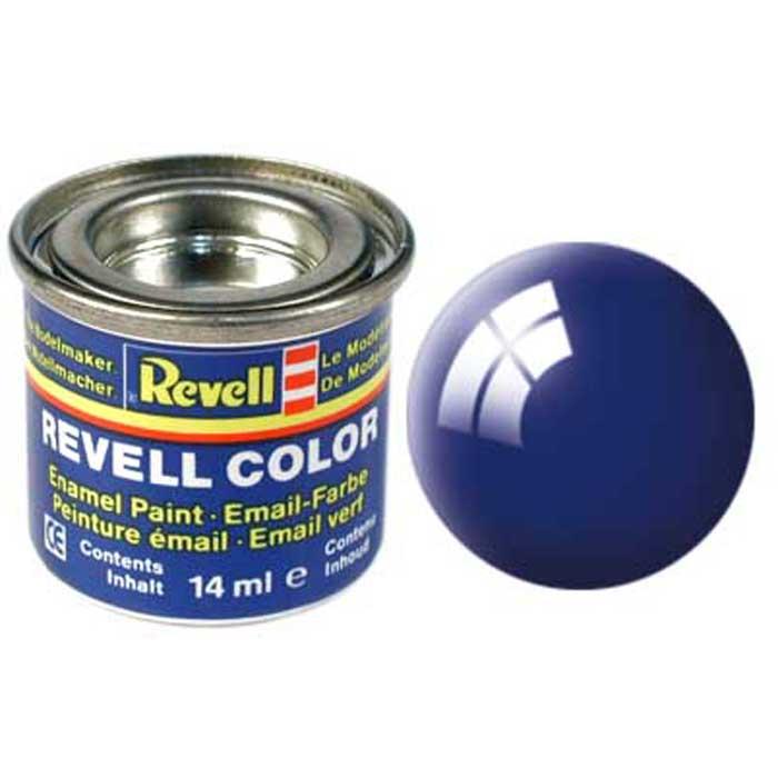 Revell Краска для моделей глянцевая №51 цвет ультрамариновый 14 мл