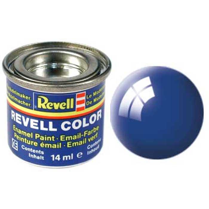 Revell Краска для моделей глянцевая №52 цвет синий 14 мл