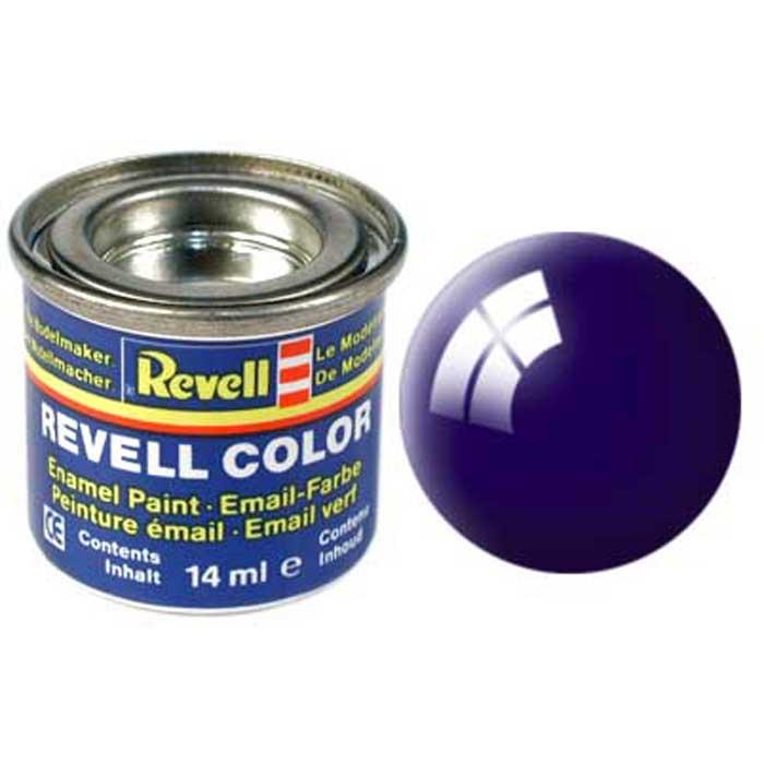 Revell Краска для моделей глянцевая №54 цвет темно-синий 14 мл