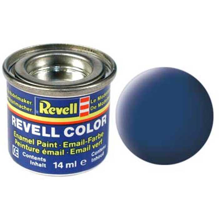 Revell Краска для моделей матовая №56 цвет синий 14 мл