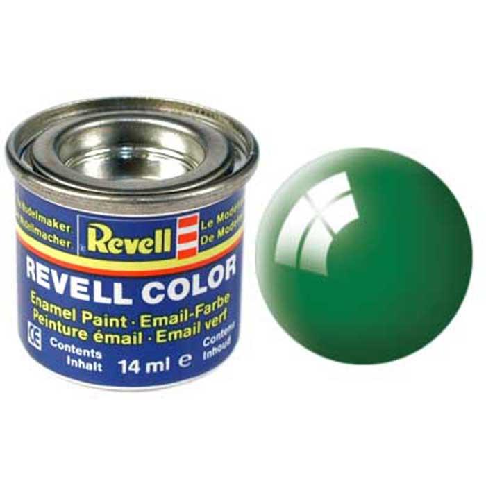 Revell Краска для моделей глянцевая №61 цвет изумрудный 14 мл32161/6029Краска Revell идеально подойдет для раскрашивания сборных моделей. При естественном освещении, краска практически светится, что делает окрашенные изделия яркими и блестящими. Собранные модели в солнечных лучах станут просто ослепительными. Краска имеет насыщенный яркий цвет. Краска хранится в металлической баночке с плотной крышкой.