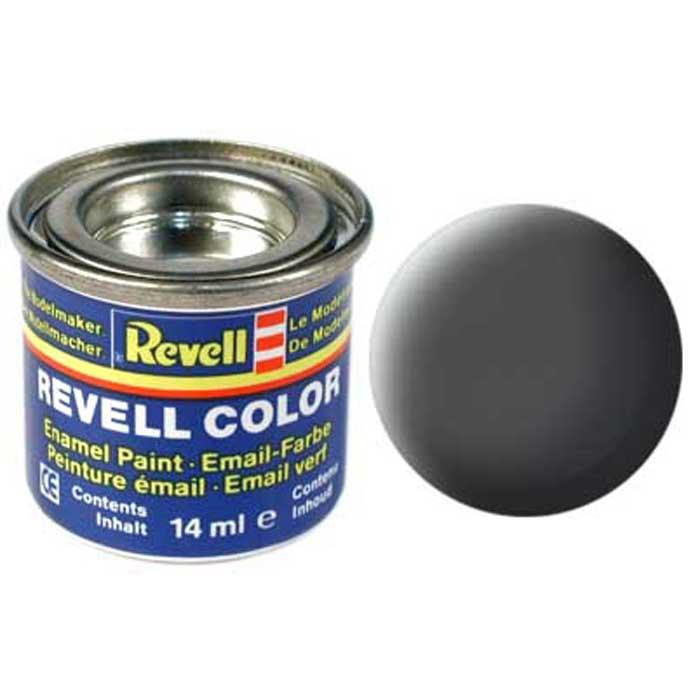 Revell Краска для моделей матовая №66 цвет оливково-серый 14 мл