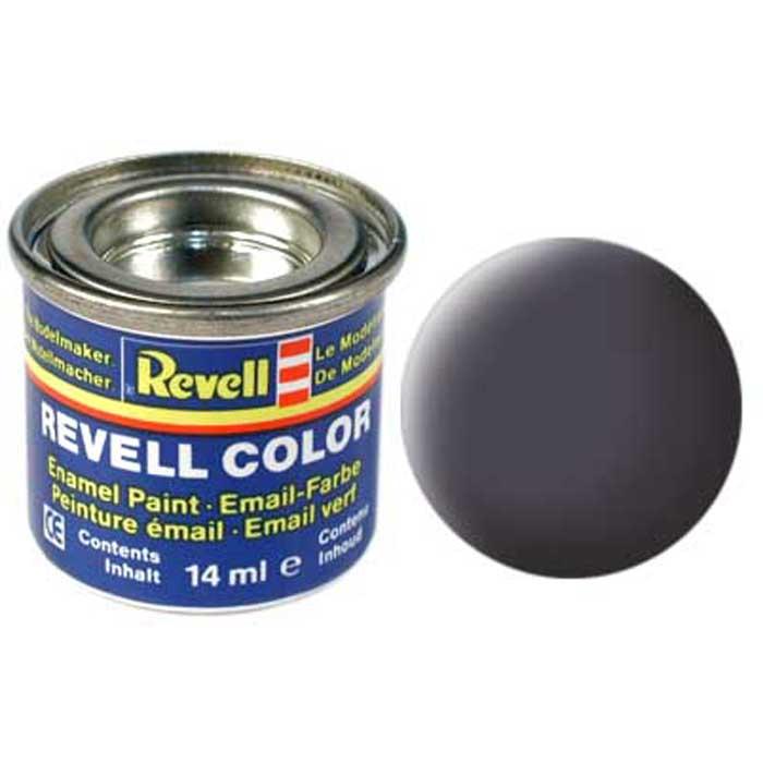 Revell Краска для моделей матовая №74 цвет мокрый асфальт 14 мл