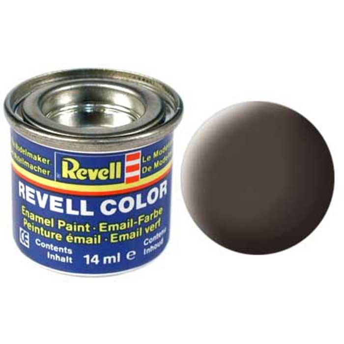 Revell Краска для моделей матовая №84 цвет коричневая кожа 14 мл
