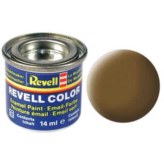 Revell Краска для моделей матовая №87 цвет землистый 14 мл