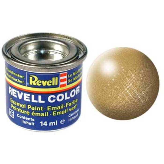 Revell Краска для моделей №94 цвет золотой металлик 14 мл
