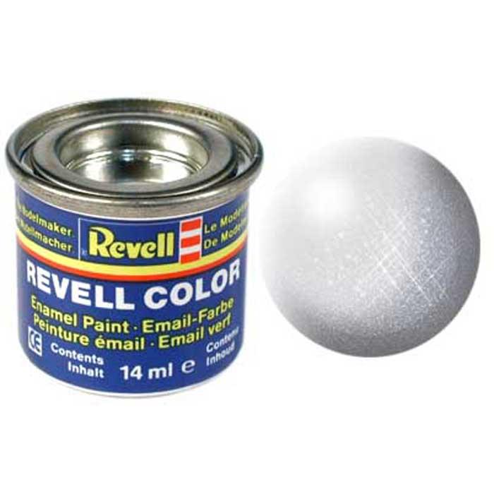 Revell Краска для моделей №99 цвет алюминиевый металлик 14 мл