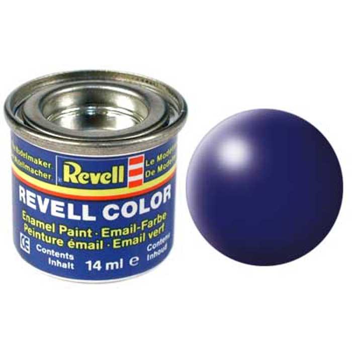 Revell Краска для моделей шелково-матовая №350 цвет синяя Люфтганза 14 мл32350/РАЛ 5013Краска Revell цвета синяя Люфтганза предназначена для окрашивания поверхностей сборных моделей Revell. Благодаря своему особому составу, краска не повреждает пластиковые поверхности моделей. Краска упакована в экономичную банку, что позволяет экономно ее расходовать, а после использования банку можно закрыть крышкой, чтобы избежать высыхания.