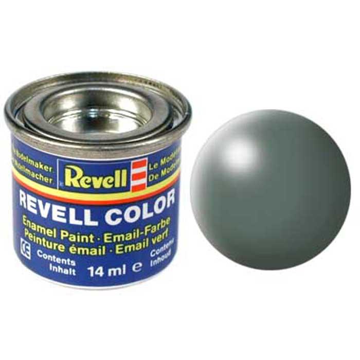 Revell Краска для моделей шелково-матовая №360 цвет папоротниково-зеленый 14 мл32360/РАЛ 6025Краска Revell папоротниково-зеленого цвета служит для окрашивания различных сборных моделей марки Revell. В случае необходимости получения дополнительного оттенка различные краски могут смешиваться между собой при помощи разбавителя Revell Color Mix. Специальный состав краски обеспечивает надежную защиту пластиковых поверхностей моделей от повреждений.