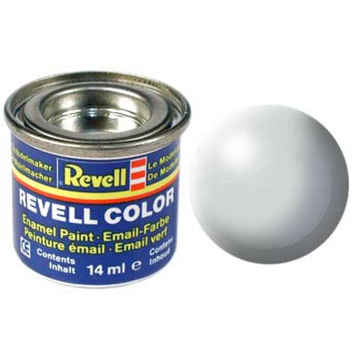 Revell Краска для моделей шелково-матовая №371 цвет светло-серый 14 мл32371/РАЛ 7035Шелково-матовая краска-эмаль Revell светло-серого цвета представляет собой синтетическую смоляную эмаль, не повреждающую пластиковые поверхности моделей. Краска предназначена для окрашивания сборных масштабных моделей. Все оттенки эмали, помимо сигнальных цветов, могут смешиваться, для разбавления применяется разбавитель Revell Color Mix. Краска упакована в экономичную банку, что позволяет экономично ее расходовать, а после использования банку можно закрыть крышкой, чтобы избежать высыхания.
