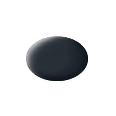 Revell Аква-краска Revell матовая цвет антрацит