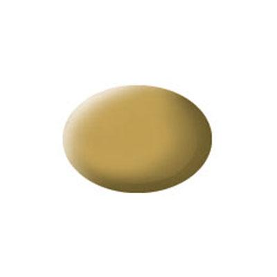 Revell Аква-краска матовая цвет песочный36116Эмалевая, матовая аква-краска для моделей Revell песочного цвета, служит для окрашивания пластиковых поверхностей сборных моделей. В случае необходимости, различные оттенки эмали могут быть смешаны друг с другом, для разбавления используется Revell Color Mix. Краска упакована в экономичную пластиковую коробочку, что позволяет экономично ее расходовать, а после использования коробочку можно закрыть крышкой, чтобы избежать высыхания.