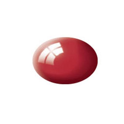 Revell Аква-краска глянцевая цвет красная Феррари