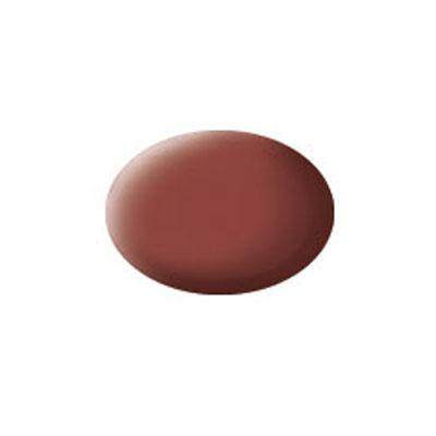 Revell Аква-краска матовая цвет красновато-коричневый36137Эмалевая, матовая аква-краска для моделей Revell красновато-коричневого цвета служит для окрашивания пластиковых поверхностей сборных моделей. В случае необходимости, различные оттенки эмали могут быть смешаны друг с другом, для разбавления используется Revell Color Mix. Краска упакована в экономичную пластиковую коробочку, что позволяет экономично ее расходовать, а после использования коробочку можно закрыть крышкой, чтобы избежать высыхания.
