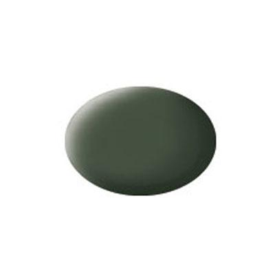 Revell Аква-краска матовая цвет бронзово-зеленый 18 мл36165Эмалевая, матовая аква-краска для моделей Revell бронзово-зеленого цвета служит для окрашивания пластиковых поверхностей сборных моделей. В случае необходимости, различные оттенки эмали могут быть смешаны друг с другом, для разбавления используется Revell Color Mix. Краска упакована в экономичную пластиковую коробочку, что позволяет экономично ее расходовать, а после использования коробочку можно закрыть крышкой, чтобы избежать высыхания.