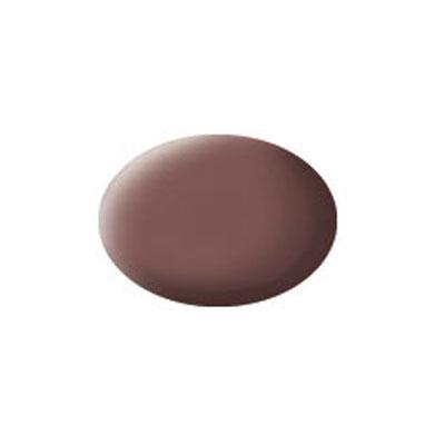 Revell Аква-краска матовая цвет ржавчина36183Эмалевая, матовая аква-краска для моделей Revell карминного цвета служит для окрашивания пластиковых поверхностей сборных моделей. В случае необходимости, различные оттенки эмали могут быть смешаны друг с другом, для разбавления используется Revell Color Mix. Краска упакована в экономичную пластиковую коробочку, что позволяет экономично ее расходовать, а после использования коробочку можно закрыть крышкой, чтобы избежать высыхания.