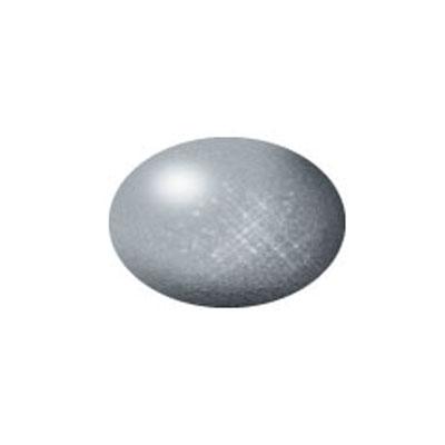 Revell Аква-краска цвет серебристый металлик36190Эмалевая, аква-краска для моделей Revell цвета серебристый металлик, служит для окрашивания пластиковых поверхностей сборных моделей. В случае необходимости, различные оттенки эмали могут быть смешаны друг с другом, для разбавления используется Revell Color Mix. Краска упакована в экономичную пластиковую коробочку, что позволяет экономично ее расходовать, а после использования коробочку можно закрыть крышкой, чтобы избежать высыхания.