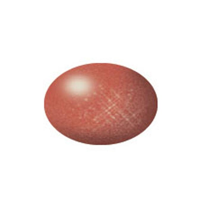 Revell Аква-краска цвет бронза металлик36195Эмалевая аква-краска для моделей Revell цвета бронза металлик служит для окрашивания пластиковых поверхностей сборных моделей. В случае необходимости, различные оттенки эмали могут быть смешаны друг с другом, для разбавления используется Revell Color Mix. Краска упакована в экономичную пластиковую коробочку, что позволяет экономично ее расходовать, а после использования коробочку можно закрыть крышкой, чтобы избежать высыхания.