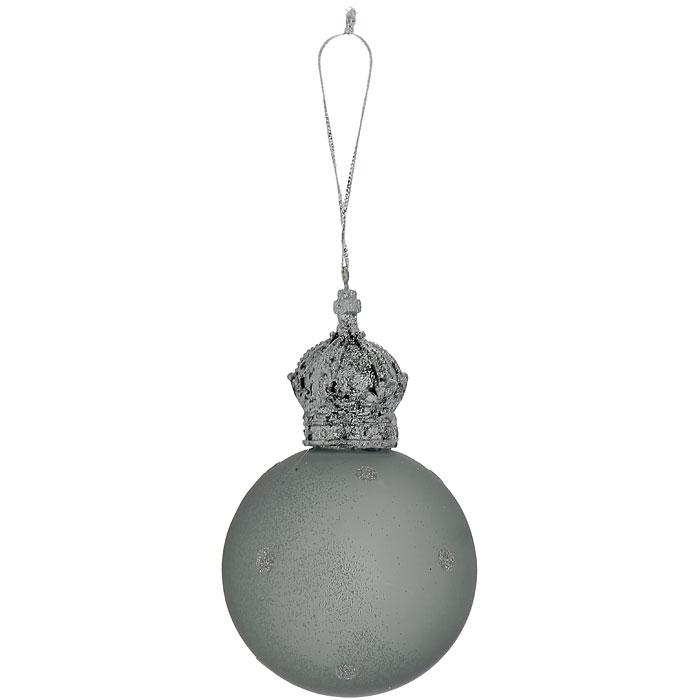 """Новогоднее подвесное украшение """"Корона"""". Ф21-1725"""