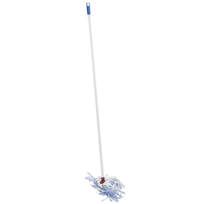 Швабра Aqualine лепестковая , с ручкой, 130 см