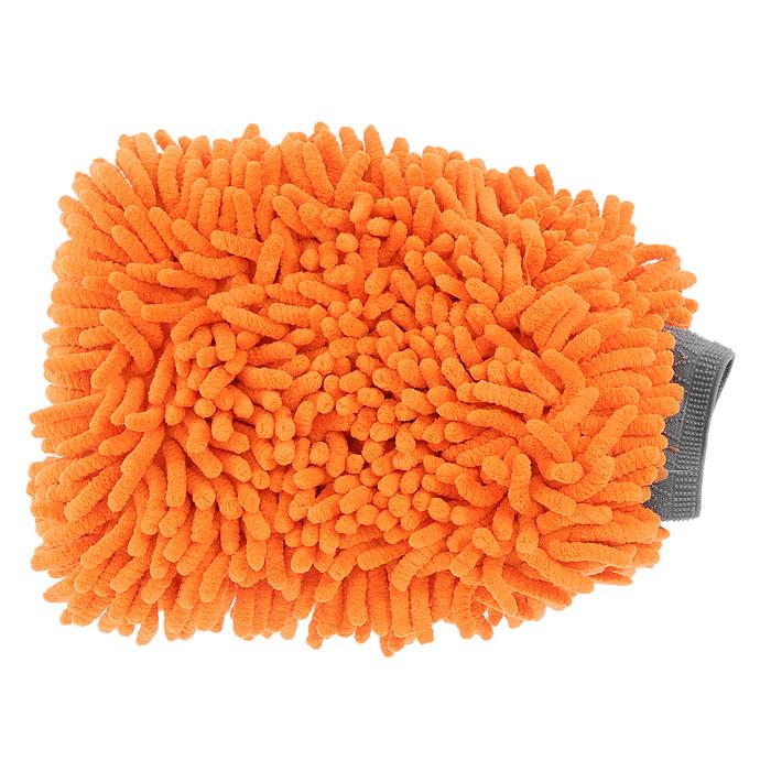 Варежка Шиншилла для мытья автомобиля, цвет: оранжевый. AB-D-02AB-D-02Варежка Шиншилла предназначена для мытья автомобиля. Варежка выполнена из микрофибры и обладает ее уникальными свойствами: имеет прочную устойчивую структуру, которая обеспечивает изделию долговечность, не оставляет царапин на поверхности, удаляет микробы и грибки, очищает от жиров без химикатов, быстро сохнет и не теряет свойств после стирки. Телефон единого информационного центра 8(800)700-2585.