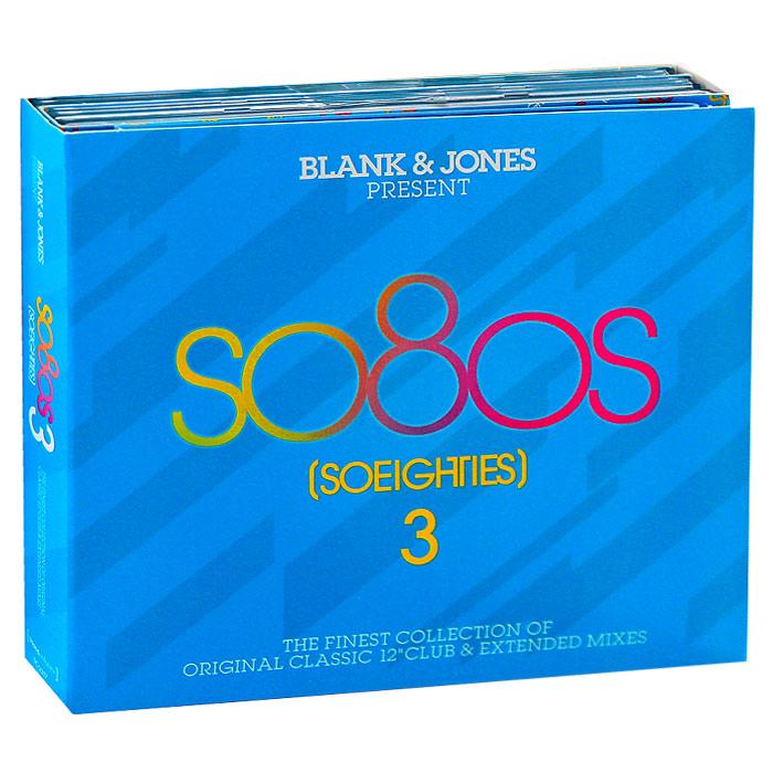 Blank & Jones Present So80s (So Eighties) 3 (3 CD)