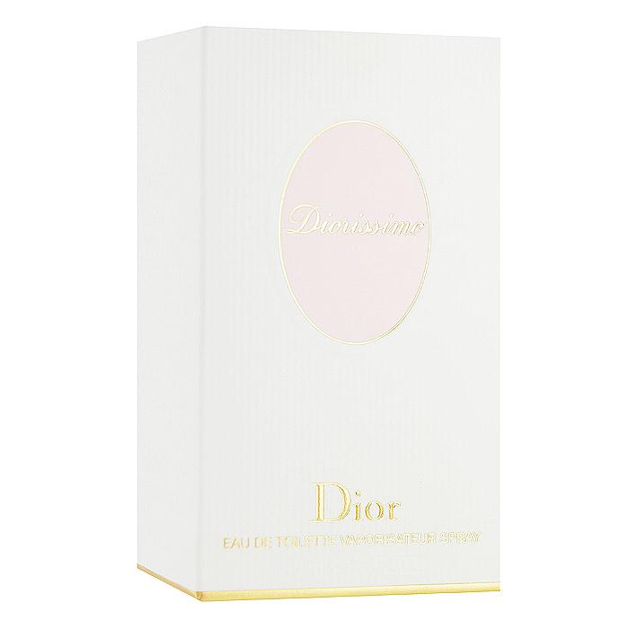 Christian Dior Diorissimo. Туалетная вода, женская, 50млF006422909Christian Dior Diorissimo - букет-талисман из ландышей, воспевающий свежесть весны! Diorissimo - аромат счастья! Именно эссенцию и используют в парфюмерии. Иланг-иланг хорошо гармонирует с богатым многообразием цветочных нот, придавая аромату оригинальность и элегантность. Он является верхней нотой аромата Diorissimo. Цветочный символ парфюмерного дома Dior обычно навевает мысли о счастье. Несмотря на свой сильный аромат, получение эссенции ландыша не представляется возможным. Поэтому ноты ландыша, используемые в парфюмерии - это всего лишь цветочная гармония зеленых, жасминовых и иланговых акцентов. Классификация аромата : цветочный. Пирамида аромата : Верхние ноты: коморский иланг-иланг, бергамот. Ноты сердца: ландыш, жасмин, амариллис, лилия. Ноты шлейфа: жасмин, виверра, сандал. Ключевые слова Живой, легкий, свежий, чувственный! Характеристики: Объем: 50 мл. ...