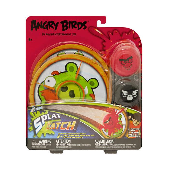 """Игровой набор """"Сердитые птички. Splat Catch"""", Angry Birds"""