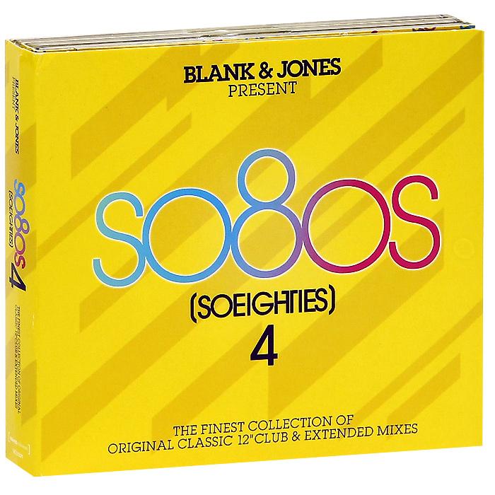 Blank & Jones Present So80s (So Eighties) 4 (3 CD)