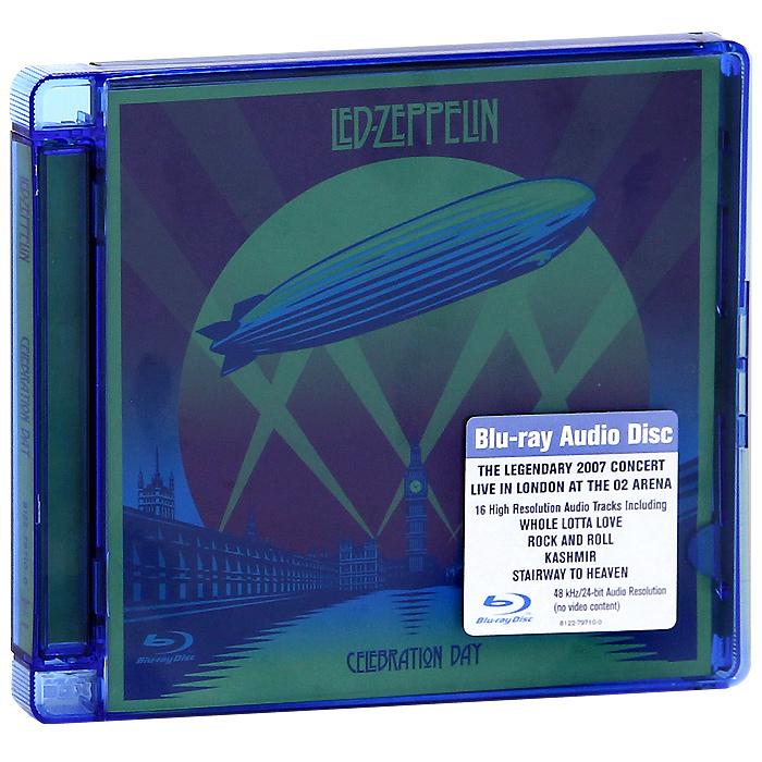 Led Zeppelin. Celebration Day (Blu-Ray Audio)