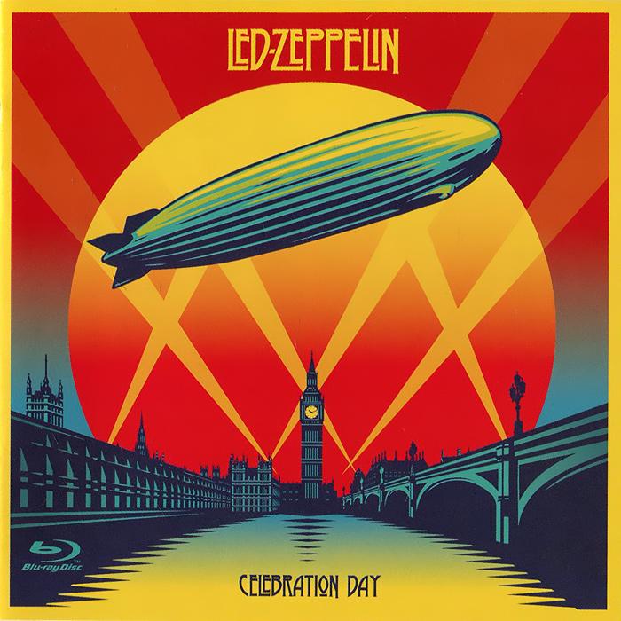 Led Zeppelin. Celebration Day (2 CD)