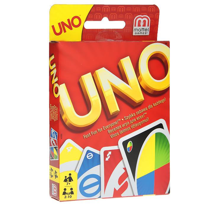 "UNO® Карточная игра ""Уно"" ( W2087(W2085) )"