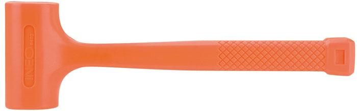 Кувалда Neo, безоткатная, 840 г25-071Кувалда Neo с ручкой для амортизации ударов и с эргономичной накладкой из композитной резины.