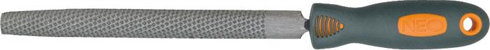 Рашпиль по дереву Neo, полукруглый, 20 см37-545Рашпиль по дереву Neo с личной насечкой изготовлен из высококачественной инструментальной стали. Эргономичная двухкомпонентная ручка, будет удобна при работе с инструментом и не позволит ему выскользнуть из рук.