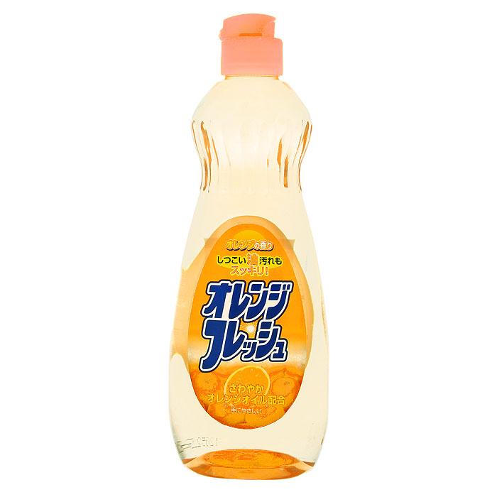 """Средство для мытья посуды """"Orange Oil Fresh"""" с апельсиновым маслом, 600 мл"""