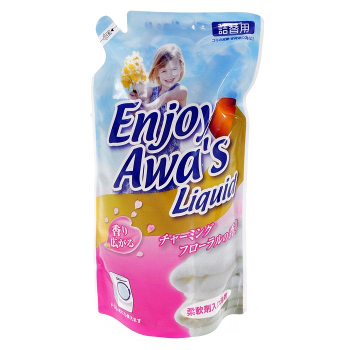 """Rocket Soap Гель для стирки """"Enjoy Awa's"""" со смягчителем, 800 мл 091567"""