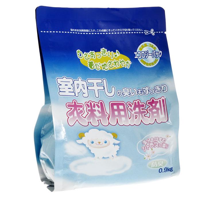 """Стиральный порошок """"Rocket Soap"""" для стирки белья, предназначенного для сушки внутри помещения, 900 г 91284"""