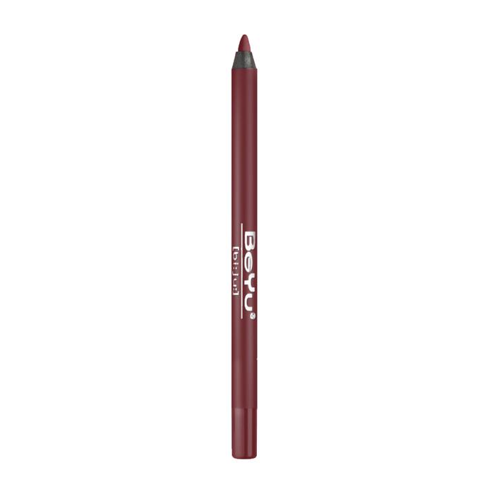 BeYu Карандаш для губ Soft Liner, универсальный, тон №573, 1,2 г34573Мягкая текстура карандаша Soft Liner легко и приятно наносится на нежную кожу век. Уникальный состав на основе масел. Абсолютно гипоаллергенен. Благодаря стойкой формуле карандаш фиксируется уже через минуту и становится водостойким. При этом он легко растушевывается, оставляя на веках насыщенный ровный цвет. Огромная цветовая палитра дает простор для творчества, а удобная пластиковая упаковка защищает грифель от сколов. Этот стойкий карандаш для дневного и вечернего макияжа - абсолютный must-have каждой косметички! Товар сертифицирован.