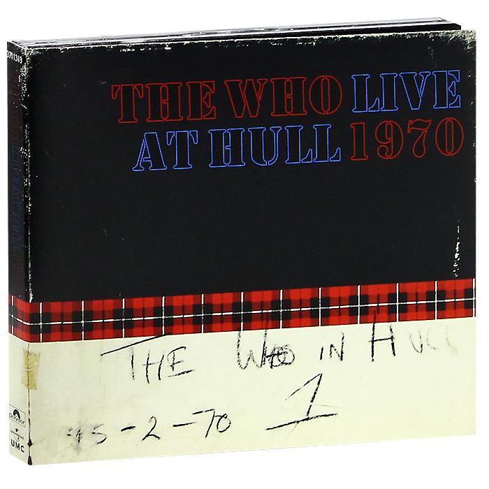 The Who. Live At Hull 1970 (2 CD)