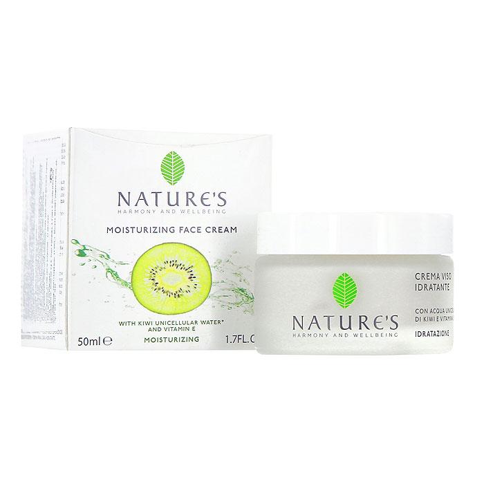 Natures Увлажняющий крем для лица, 50 мл