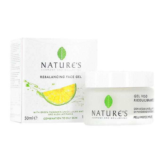 Natures Крем-гель для лица, восстанавливающий баланс, 50 мл