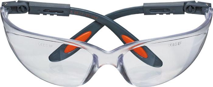 Очки защитные Neo, цвет: белый97-500Очки защитные Neo предназначены для защиты органов зрения от попадания твердых частиц и брызг во время проведения строительных и ремонтных работ.