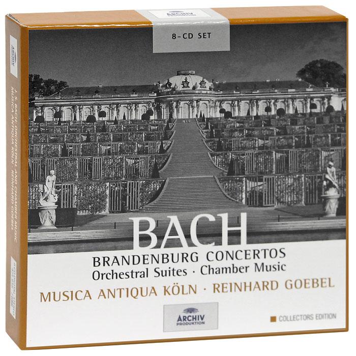 Издание содержит 60-страничный буклет с дополнительной информацией на английском, немецком и французском языках. Диски упакованы в картонные конверты и вложены в коробку.