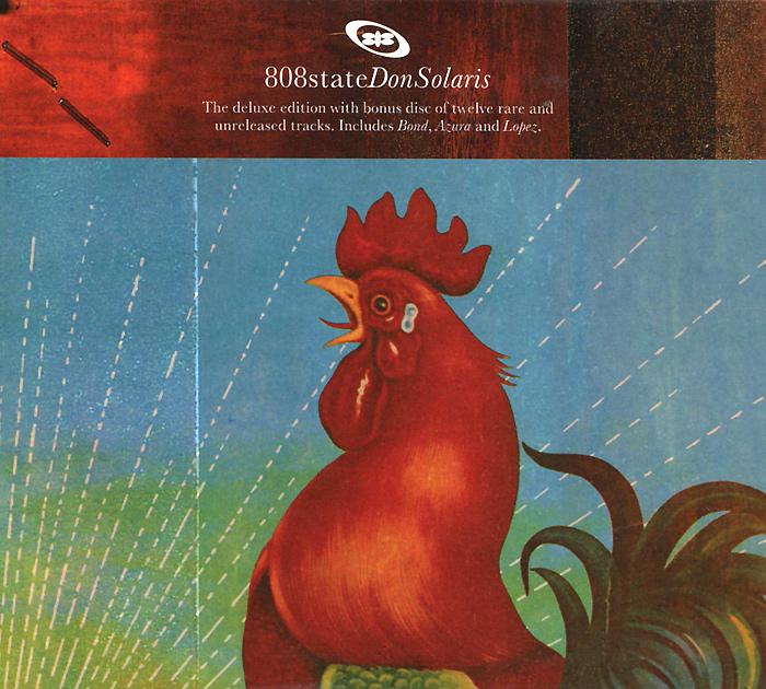 808 State. Don Solaris (2 CD) 2012 2 Audio CD