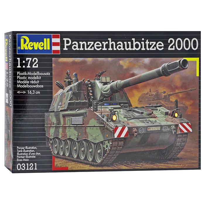 Revell Сборная модель Танк Panzerhaubitze PzH 200003121RМодель для сборки Танк Panzerhaubitze PzH 2000 позволит вам и вашему ребенку собрать уменьшенную копию известного танка. Модель танка Panzerhaubitze PzH 2000 отличается подробной детализацией всех элементов. Танк оборудован вращающейся подвижной башней, ствол которой может изменять уровень своего наклона. В модели представлены 2 варианта деколей. Модель для сборки развивает интеллектуальные и инструментальные способности, воображение и конструктивное мышление, прививает практические навыки работы со схемами и чертежами.