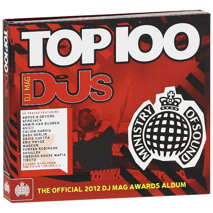 Top 100 DJs. The Official 2012 DJ Mag Awards Album (2 CD) 2 Audio CD